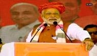 PM Modi: Grateful for mud-slinging; will help 'lotus' bloom
