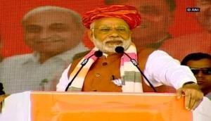 PM Narendra Modi corners Rahul Gandhi over 'Hugplomacy' tweet