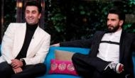 Is Sanju actor Ranbir Kapoor insecure from the competition with Ranveer Singh? here's what Rockstar responded