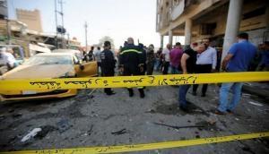 Baghdad: 11 killed, 27 injured in suicide attack