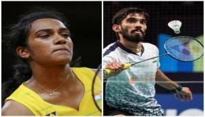 RP-SG Indian Sports Honours: Shuttlers Srikanth, Sindhu bag top awards
