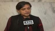 Shashi Tharoor says,'Disturbing to see PM Modi's criticism being equated to insulting Gujarat'
