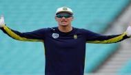 Chris Morris returns for Australia tour