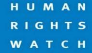 Sharif's ouster triggers political turmoil in Pak: HRW