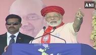 PM Narendra Modi rakes up Indira Gandhi's Morbi visit to attack Congress