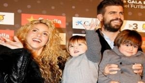 Gerard-Shakira shut down break-up rumours, step out for drive