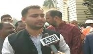 Law and order in Bihar will remain in shambles, says Tejashwi Yadav