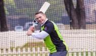 Pictures inside: WWE Star John Cena plays cricket, flaunts batting skills with Australian player