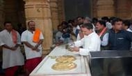 पीएम मोदी ने राहुल को सोमनाथ यात्रा पर याद दिलाया इतिहास