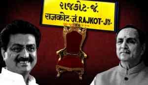Gujarat polls: Can Congress' Rajyaguru upset Vijay Rupani in Rajkot West?