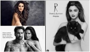 In Pics: Not only Sunny Leone, these Bollywood celebrities also went nude for photoshoot