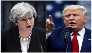 Donald Trump asks May to focus on Islamic terrorism in UK