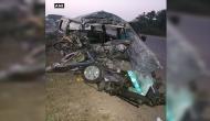 Odisha: Three killed, five injured in road mishap in Sambalpur