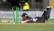 Wellington Test: Grandhomme's maiden ton stretches Kiwis' lead past 300