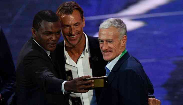 In photos: Legends, coaches and many others turn up in Moscow for 2018 FIFA World Cup draw