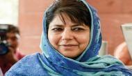 Mehbooba Mufti congratulates Nirmala Sitharaman for breaking the finance ceiling