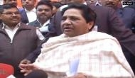 UP civic polls: BJP tampered with EVMs, alleges Mayawati