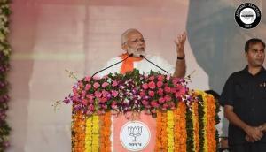 PM Narendra Modi congratulates Congress on 'Aurangzeb Raj'