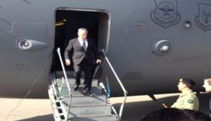US defence secretary James Mattis arrives in Pakistan