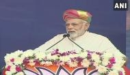 Congress learnt 'divide and rule' policy from British, says PM Narendra Modi