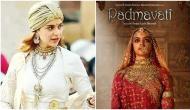Padmavati Row: Manikarnika actress Kangana Ranaut refuses to support Deepika Padukone-Sanjay Leela Bhansali film