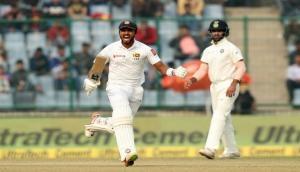 INDvsSL: श्रीलंका ने फॉलोआन बचाया पर हार का खतरा बरकरार