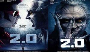रजनी और अक्षय की फिल्म '2.0' रिलीज से पहले ही साबित हुई सुपरहिट, कमाए 120 करोड़