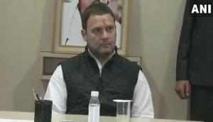 Rahul Gandhi attacks PM Narendra Modi on farmers' plight