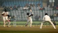 दिल्ली टेस्ट: चंदीमल और मैथ्यूज ने श्रीलंका को संभाला