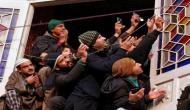 Kashmiris thwart bank robbery by pelting stones on militants
