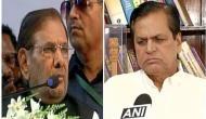 Sharad Yadav, Ali Anwar disqualified as Rajya Sabha members