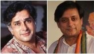 Shashi Kapoor passed away, but people reached Shashi Tharoor's office