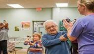 Blood pressure begins to decline 14 years before death in elderly