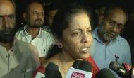 Defence Minister Nirmala Sitharaman meets martyred jawan's family in Poonch