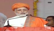 Congress linking 'Ayodhya Ram Temple' with 2019 elections, says PM Modi