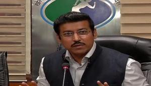 DD employees serving country like Army jawans: Rajyavardhan Rathore