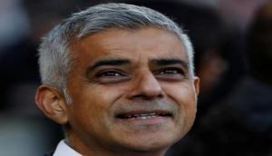 London Mayor Sadiq Khan arrives in Pakistan