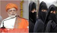 I won't remain silent on triple talaq, says PM Modi