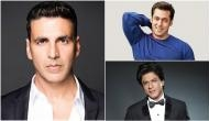 Salman, Shah Rukh, Akshay, Aamir, know is the highest paid actor of Bollywood this year?