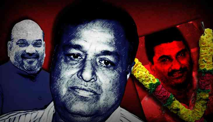 Amit Shah's protector. Amit Jethva's alleged killer: Meet Kodinar's king Dinu Solanki