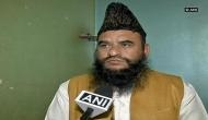 Muslim cleric slams BJP for playing 'politics of hatred'