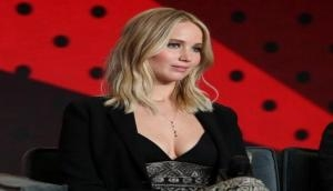 Jennifer Lawrence was 'hit with fear' after Oscar win