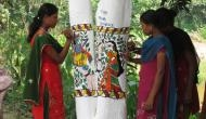 By painting gods and goddesses, here's how a group of artists are saving Bihar's trees