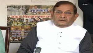Ready to sacrifice life to save democracy, says Sharad Yadav