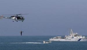 ICG Ship Vaibhav recovers two bodies inside sea