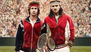 Borg McEnroe review: Game, set, but not quite championship point
