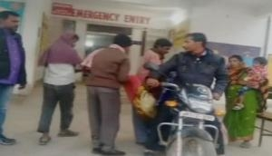 Denied ambulance, man carries daughter's corpse on motorbike