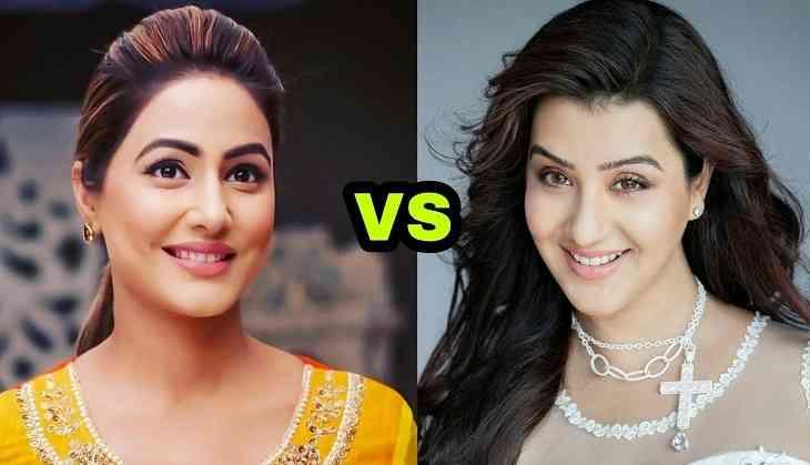 Bigg Boss 11: Boyfriend Rocky Jaiswal proposes to Hina Khan, watch