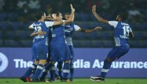 ISL 2017: Bengaluru FC back on top after NorthEast United win