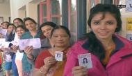 With hopes of development voters exercise their franchise in Gujarat